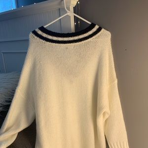aerie Sweaters - Aerie Oversized V-Neck Sweater